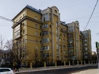 Хамовники район, улица Усачева, дом 19А к.1. многоквартирный дом