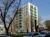 Хамовники район, улица Усачева, дом 19 к.3. многоквартирный дом