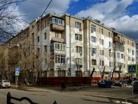 Khamovniki District,  , house 29 к.9. Apartment house