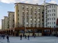 Moscow, Khamovniki District,  , house35 с.1