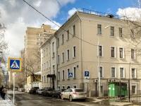 ,  , house 22 с.1. 公寓楼