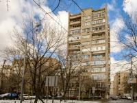 ,  , house 24/7СТР1. 公寓楼
