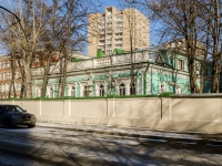 Khamovniki District,  , house 2/18СТР1. office building