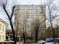 Khamovniki District,  , house 6. Apartment house
