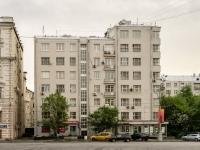 ,  , house 16-20 с.1. 公寓楼