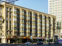 район Хамовники, улица Смоленская, дом 3. многоквартирный дом