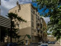 Khamovniki District,  , house 7 с.1. Apartment house