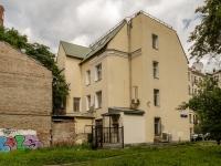 Khamovniki District,  , house 7 с.3. office building