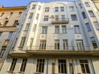 ,  , house 4Б. 公寓楼
