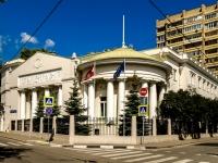 Khamovniki District,  , house 6/1СТР1. governing bodies