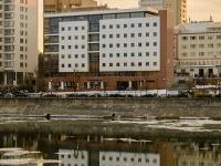 район Хамовники, набережная Саввинская, дом 11. офисное здание