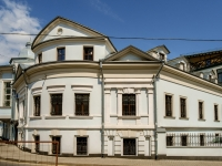Khamovniki District,  , house 7. office building