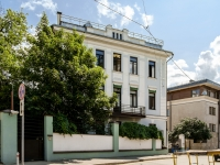 Khamovniki District,  , house 13. Apartment house