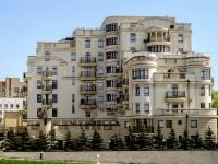 Khamovniki District,  , house 11. Apartment house