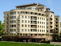 Khamovniki District,  , house 15. Apartment house