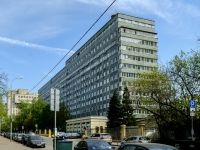 Khamovniki District,  , house 6 с.1. hospital