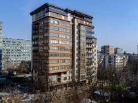 Khamovniki District,  , house 8. Apartment house