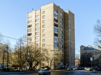 Khamovniki District,  , house 5. Apartment house