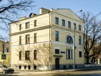 Khamovniki District,  , house 11 с.2. office building