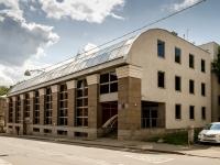 Khamovniki District,  , house 1 с.1А. building under reconstruction