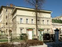 Хамовники район, улица Льва Толстого, дом 2/22СТР7. офисное здание