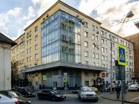 Хамовники район, улица Льва Толстого, дом 5 с.1. офисное здание