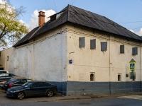 Хамовники район, улица Льва Толстого, дом 10 с.2. офисное здание