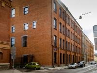 Хамовники район, улица Льва Толстого, дом 20. офисное здание