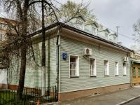 Хамовники район, улица Льва Толстого, дом 21 с.11. офисное здание