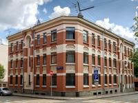Khamovniki District, alley Molochny, house 9 с.1. governing bodies