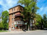 Хамовники район, улица Погодинская, дом 16. многоквартирный дом