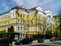 Хамовники район, улица Погодинская, дом 24 с.1. офисное здание
