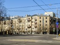 Хамовники район, улица Погодинская, дом 2/3СТР1. многоквартирный дом