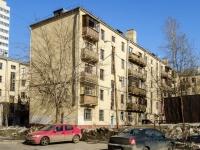 Хамовники район, улица Погодинская, дом 2/3СТР3. многоквартирный дом