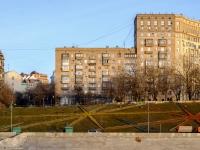 район Хамовники, Ростовская наб, дом 5