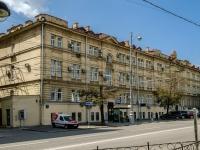 Khamovniki District,  , house 7 с.1. office building