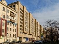 Khamovniki District,  , house 42. Apartment house