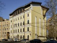 Khamovniki District,  , house 10. office building