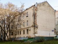Khamovniki District,  , house 16 с.2. Apartment house