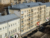 Khamovniki District,  , house 18. Apartment house