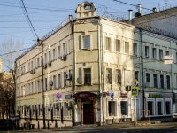Khamovniki District,  , house 20/2. Apartment house