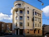 Khamovniki District,  , house 22. Apartment house