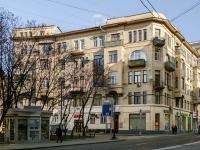 Khamovniki District,  , house 26/2. Apartment house