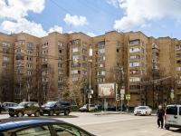 Khamovniki District,  , house 27. Apartment house