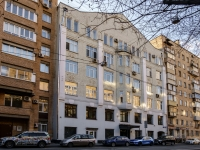 Khamovniki District,  , house 31. Apartment house