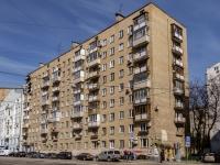 Khamovniki District,  , house 33. Apartment house