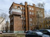 Khamovniki District,  , house 7. Apartment house