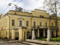 Хамовники район, Дашков переулок, дом 5. офисное здание