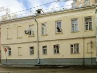 Хамовники район, Дашков переулок, дом 7. общественная организация Международный общественный благотворительный фонд во имя мира и человека