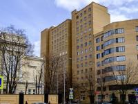 ,  , house 9А. 公寓楼